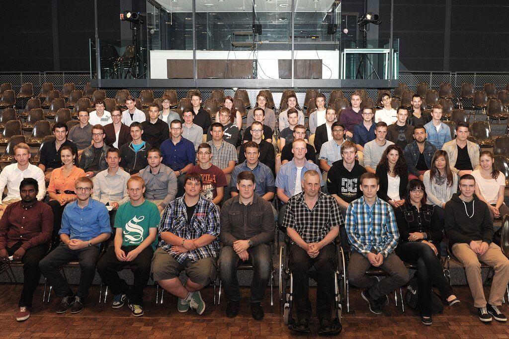 VAKB-Lehrabschlussfeier 2013