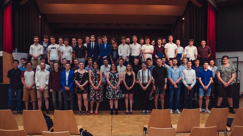 VAKB-Lehrabschlussfeier 2019
