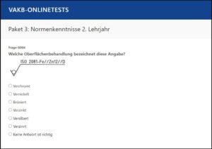 VAKB-Onlinetests Paket 03